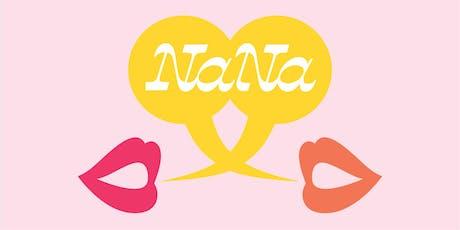 NaNa's November Event tickets