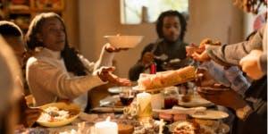 Yale Black Graduate Network 2019 Friendsgiving Dinner