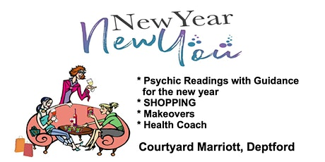 New Year New You at Courtyard by Marriott, Deptford by DOWNTOWN VENDORS tickets