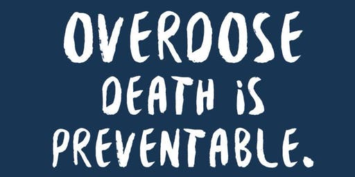 Free Overdose Prevention Training