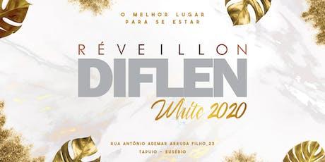 Réveillon Diflen White  2020 ingressos