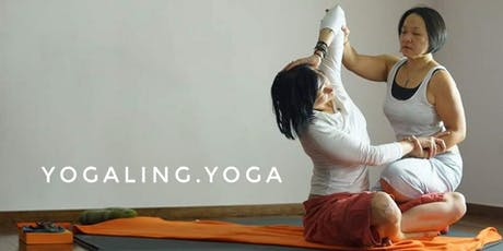Partner Yoga and Introduction to Thai Yoga Massage tickets