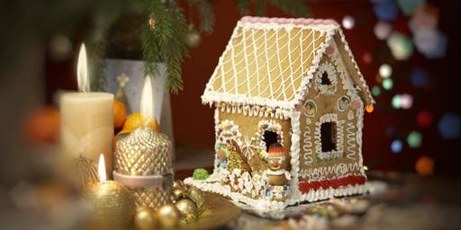 Cook With Your Kid -  The Sweetest Gingerbread House
