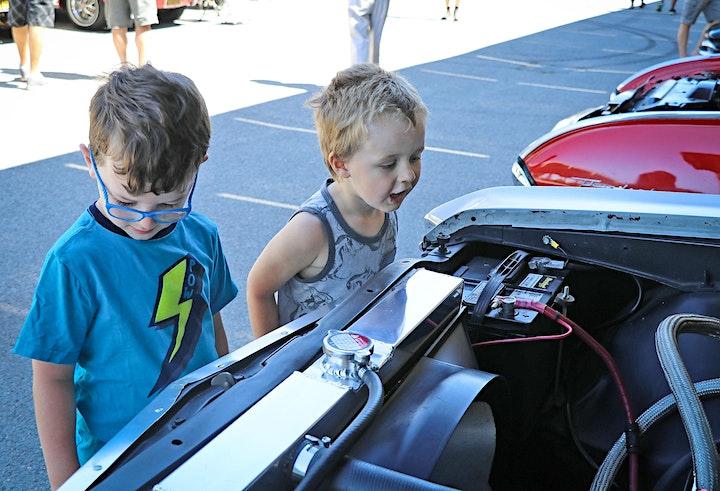 Petaluma Salvation Army CARe SHOW for kids image