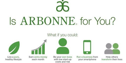 Discover Arbonne Mix and Mingle