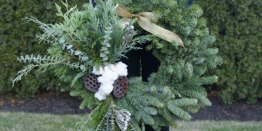 Fireside Wreaths at Capo with Alice's Table
