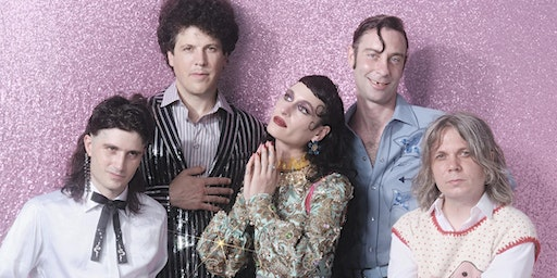 Black Lips w/ Poppy Jean Crawford & Thee Thee's