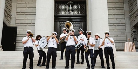 """The Naptown Brass Band feat. Special Appearance by Mike Mullins as """"Rodney"""" tickets"""