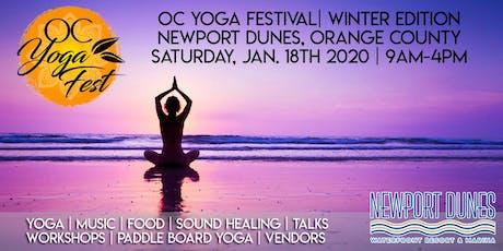 OC Yoga Festival | Winter Edition 2020 tickets