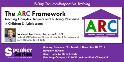 The ARC Framework: Treating Complex Trauma & Building Resilience in Children & Adolescents