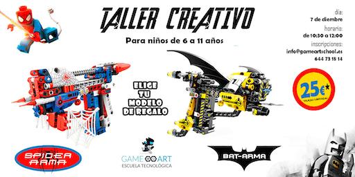 Taller Super Heroes