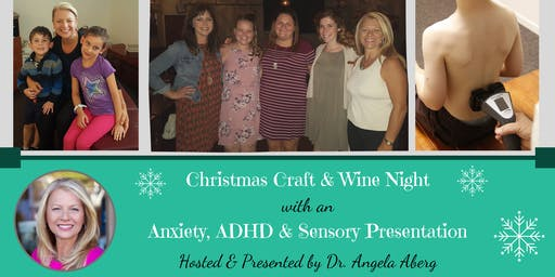Anxiety, ADHD & Sensory Workshop