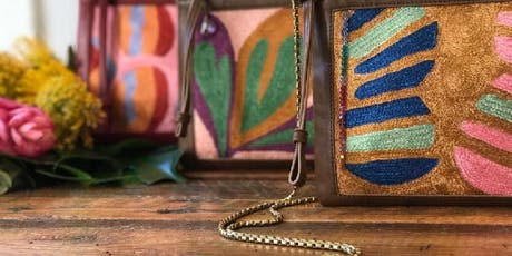 Patent of Heart Handbags & Accessories Holiday Pop-up Sale tickets
