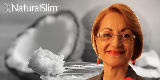 """Certificate como """"Asesor en Metabolismo"""" con la Lic. Sylvia Colón - Nutricionista Dietista"""