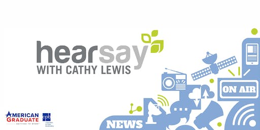 WHRO HearSay with Cathy Lewis goes Maritime