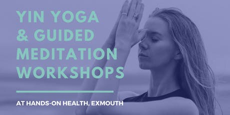 Candlelit Yin Yoga Workshop with Guided Meditation tickets