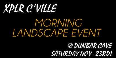 XPLR C'VILLE Morning Landscape