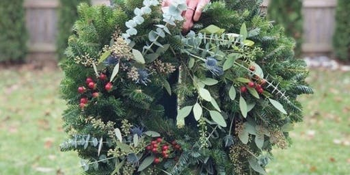 Sip, Shop and Decorate a Wreath! with Alice's Table
