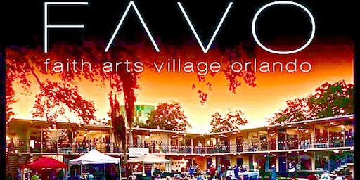 FAVO's Art Party December 6th