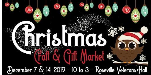 Roseville Christmas Craft & Gift Market