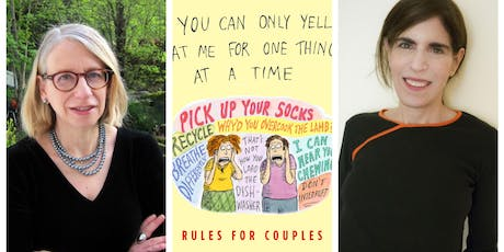 Roz Chast & Patricia Marx on Love tickets