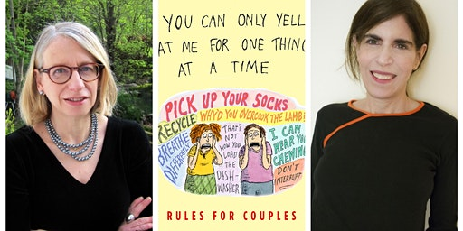 Roz Chast & Patricia Marx on Love