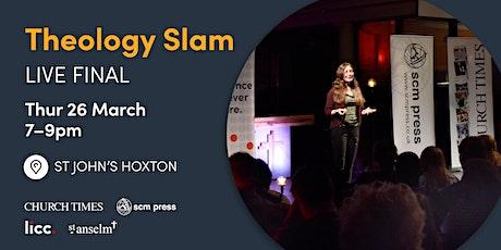 Theology Slam 2020 | Live Final tickets