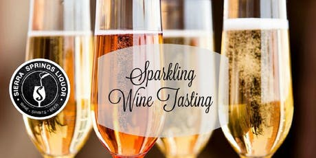 Pop The Bubbly: A Sparkling Wine Tasting tickets