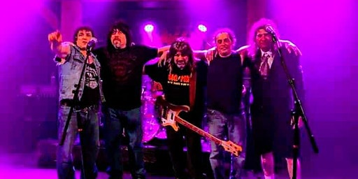 Bon/Fire: AC/DC Tribute to Bon Scott