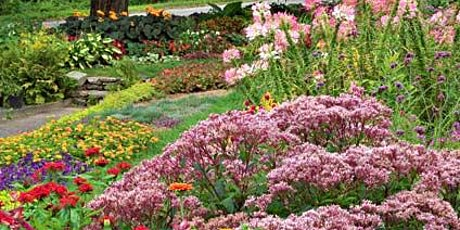 Establishing and Growing Perennials tickets
