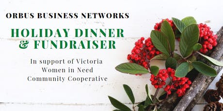 Orbus Holiday Dinner and Fundraiser tickets