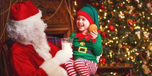 Christmas Kids Class & Selfies with Santa R55