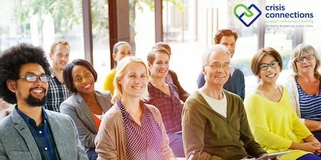 Suicide Assessment, Intervention & Treatment (6 CEUs) tickets