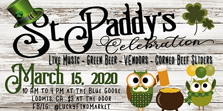 St. Paddy's Celebration tickets