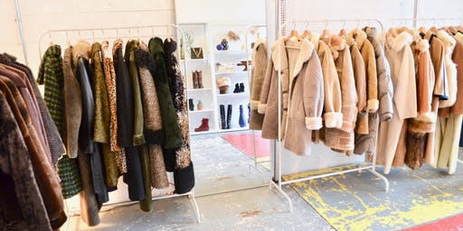 FIRST DIBS @ the WINTER collection/a seasonal vintage shop & social