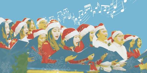 英国华人青年合唱团圣诞慈善音乐会--帝国学联 Divine Melody Choir Christmas Charity Concert