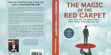 The Magic of the Red Carpet Book Launch tickets