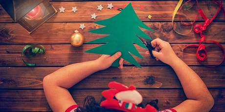 Kids Christmas Arts and Craft Club - December 2019 tickets