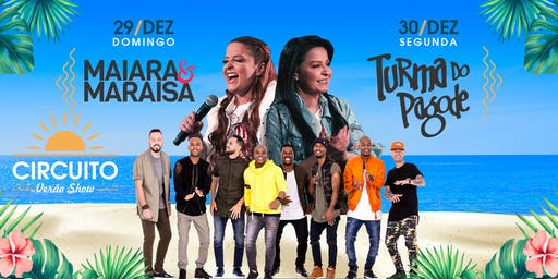 Circuito Verão Ubatuba - Maiara & Maraísa