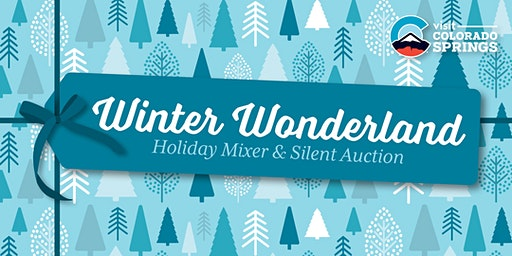 Winter Wonderland Mixer and Silent Auction