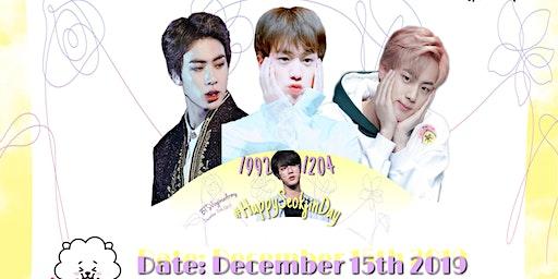 BTS: JIN SLEEVE EVENT