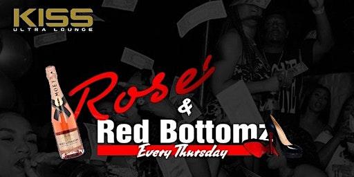 Rose' & Red Bottomz