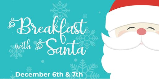 Breakfast with Santa - Kids Unlimited (Kids with Special Needs)