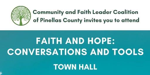 Faith and Hope Town Hall Sanderlin Center