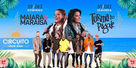 Circuito Verão Ubatuba - Turma do Pagode ingressos