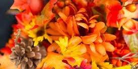 Thanksgiving Floral Arrangement at Aberdeen's Wedding Florists
