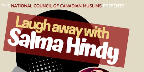 Laugh away with Salma Hindy tickets