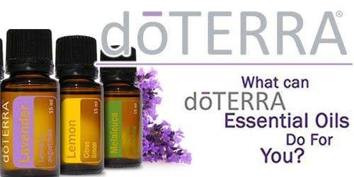 Introduction to doTERRA essential oils for beginners