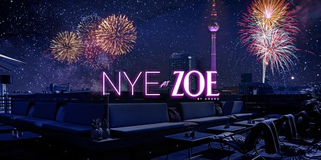 New Year's Eve at ZOE by AMANO | Rooftop & Indoor tickets