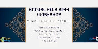 Keys of Paradise Annual Kids Sira Workshop 2019